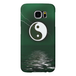 Yin and Yang Levitate Samsung Galaxy S6 Cases