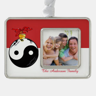 Yin and Yang Ornament