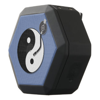 YIN AND YANG TURNTABLE BLACK BLUETOOTH SPEAKER