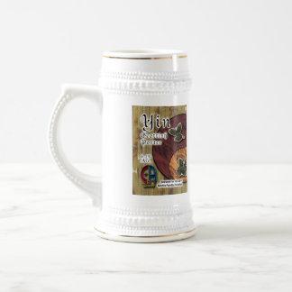 Yin Scottish Porter Beer Steins