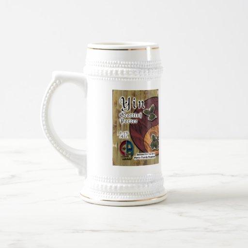 Yin Scottish Porter Mug