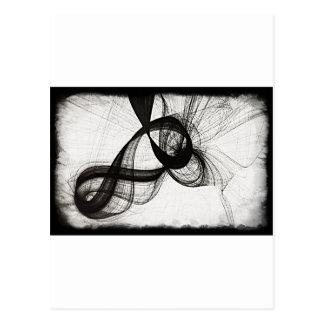 yin to yang postcard