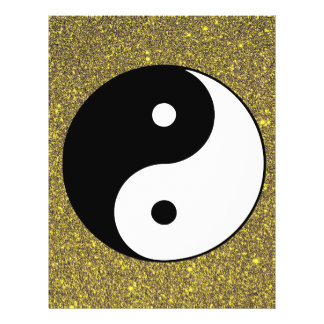 Yin Yang 21.5 Cm X 28 Cm Flyer
