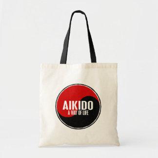 Yin Yang Aikido 1 Tote Bag