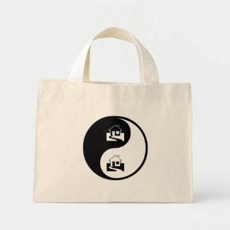 Yin Yang Appraisals Tote Bag