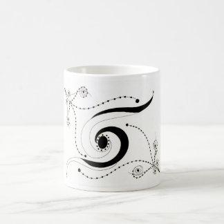Yin Yang Basic White Mug