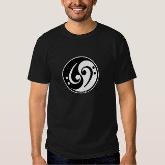 yin-yang bass shirt