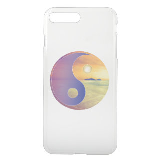 Yin Yang Beach iPhone 7 Plus Case