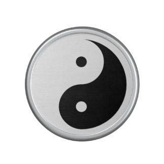 Yin Yang - black Speaker