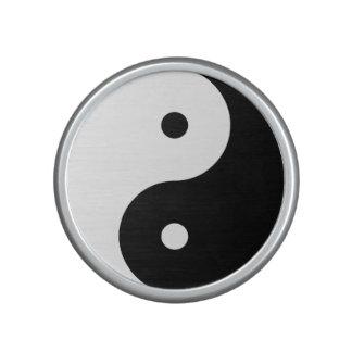 Yin Yang - black & white Bluetooth Speaker