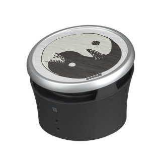 yin yang bluetooth speaker