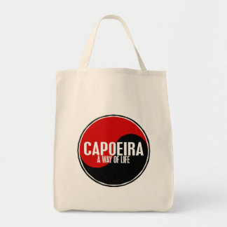 Yin Yang Capoeira 1 Tote Bag