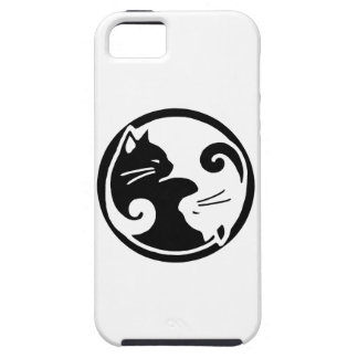 Yin Yang Cats iPhone 5/5S Case