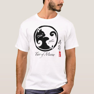 Yin Yang Cats | Tao of Meow Men's Tee