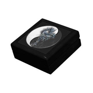 Yin Yang Chinese Dragon Gift Box