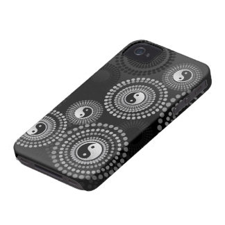 Yin Yang Circles of Balance iPhone4 Case-Mate ID™ iPhone 4 Cases