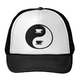 Yin Yang Coffee Cap