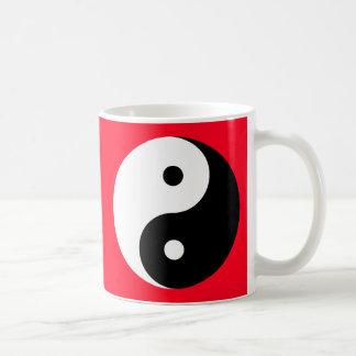 """YIN YANG"" COFFEE MUG"