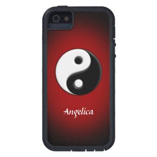 Yin Yang Customizable iPhone 5 Covers