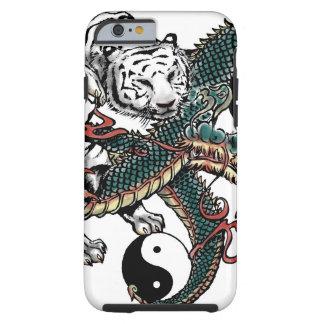 Yin Yang Design Tough iPhone 6 Case
