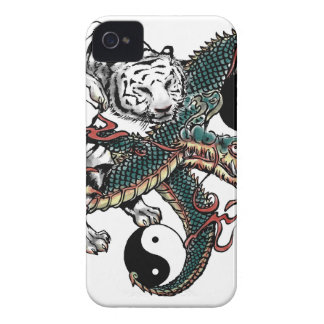 Yin Yang Design iPhone 4 Case