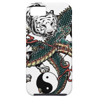 Yin Yang Design iPhone 5 Cover