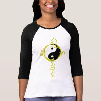 Yin Yang Design T-Shirt