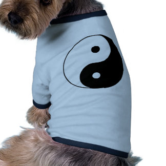Yin Yang Dog Tee