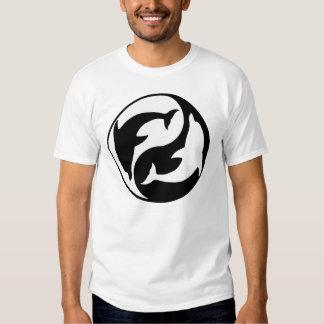Yin Yang Dolphin T-Shirt