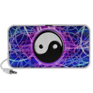 Yin Yang Doodle Speaker
