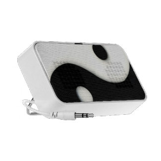 Yin & Yang Doodle Speaker OrigAudio