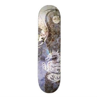 Yin Yang Dragon 2 Skateboard
