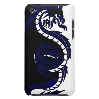 Yin Yang Dragon iPod Touch Cases