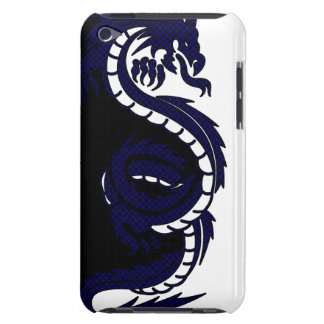 Yin Yang Dragon Barely There iPod Cases