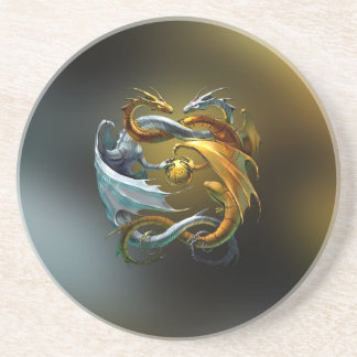 Yin Yang Dragon Coaster