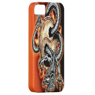 Yin Yang Dragon iPhone 5 Case