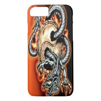 Yin Yang Dragon iPhone 7 case