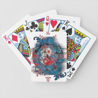 Yin Yang Dragon Life Bicycle Playing Cards