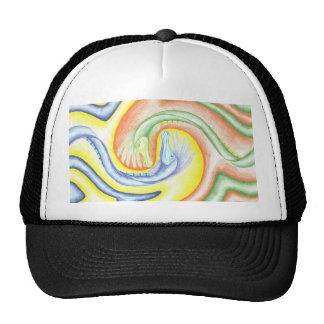 Yin Yang Dragons Hat