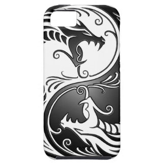 Yin Yang Dragons iPhone 5 Case