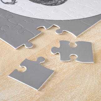 Yin Yang Dragons Jigsaw Puzzle