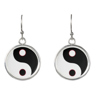 Yin Yang Earrings