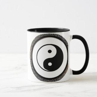 Yin Yang Emblem Cup