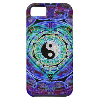 Yin Yang Energy Flow iPhone 5 Cover