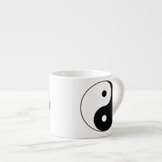 """""""Yin Yang"""" Espresso Cup"""