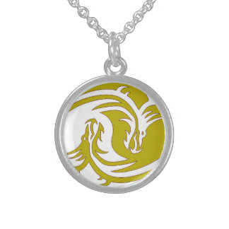 Yin Yang Fierce Dragons 5 Custom Jewelry