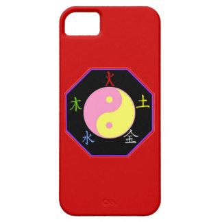Yin Yang Five Elements iphone 5 case