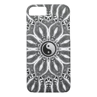 Yin Yang Flower of Life iPhone 7 Case