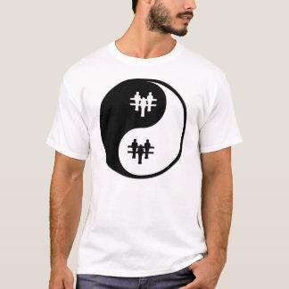 Yin Yang Foosball T-Shirt