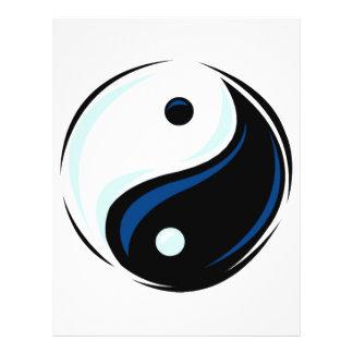 Yin Yang Full Color Flyer